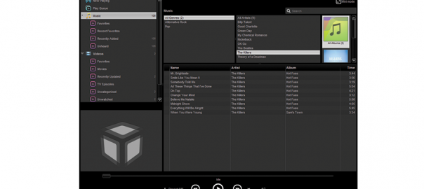 Fluendo releases Moovida 2.1.0: Better Multimedia Management and Improved User Experience