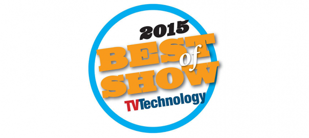 Fluendo Wins the Award 2015 NAB Best of Show for LongoMatch