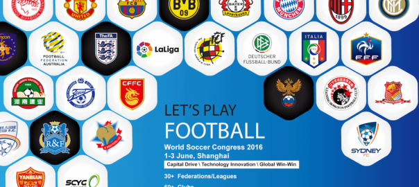Fluendo sponsor oficial del World Soccer Congress de Shanghai
