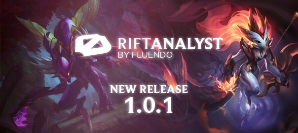 Actualización 1.0.1 de RiftAnalyst