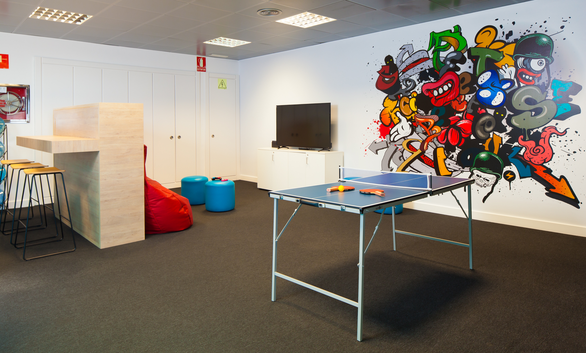 Check out our new offices!