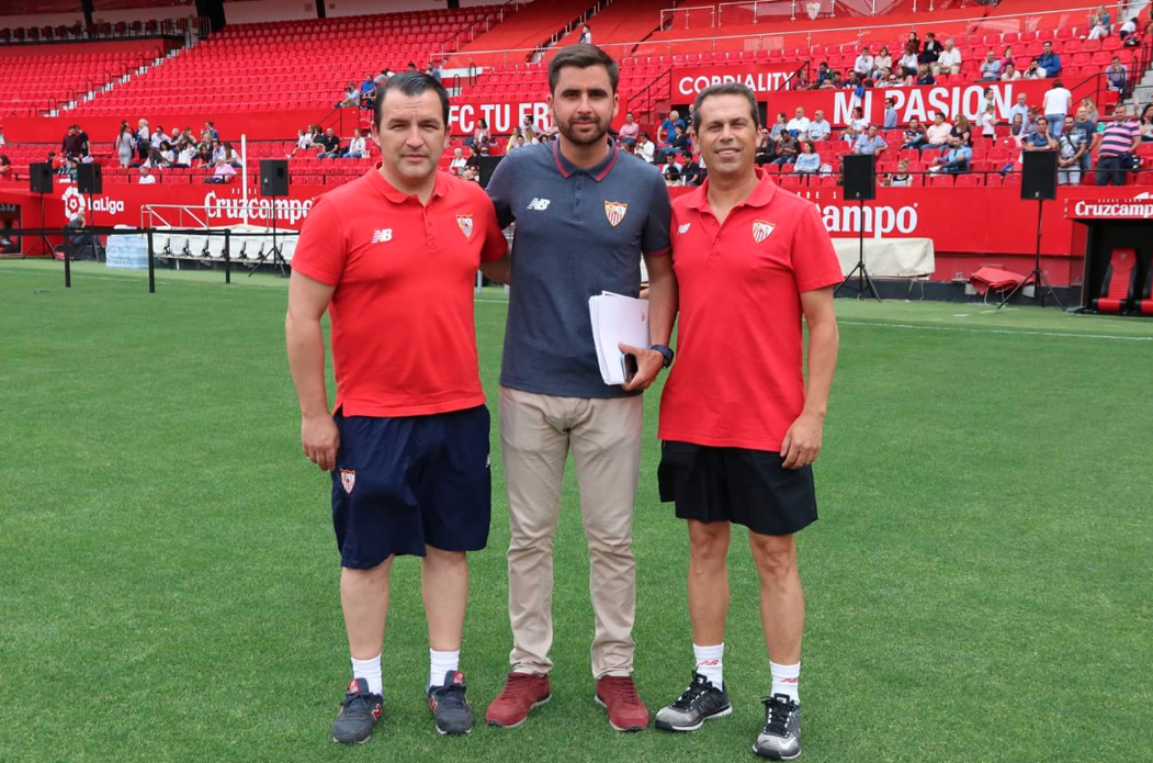 Interview with José Corbacho, Football Coach and Analyst in Sevilla