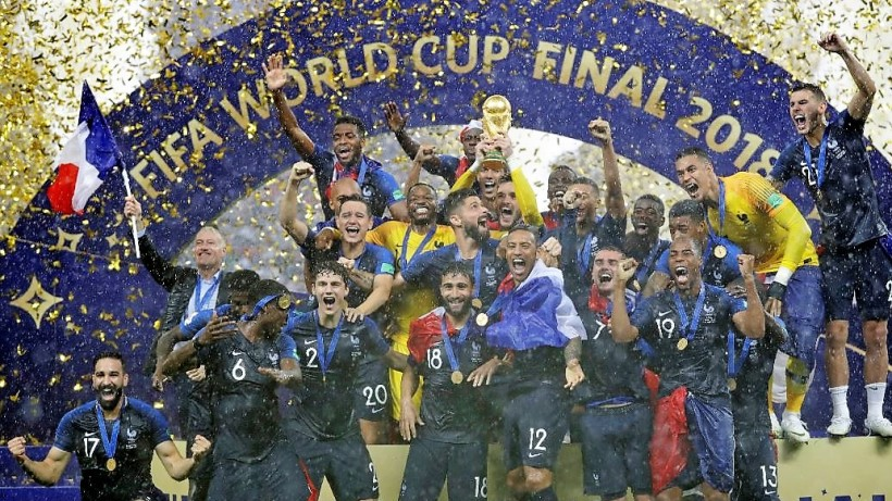 Tactical Analysis: The World Cup final