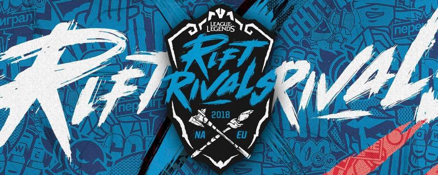 Rift Rivals 2018. ¡Adivina el ganador!