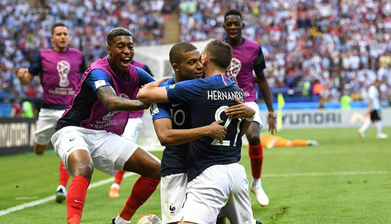 Tactical Analysis France vs Argentina World Cup 2018