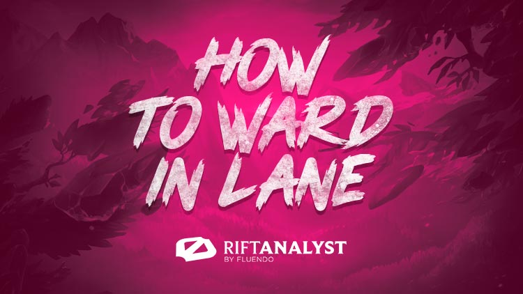 How to ward during laning phase