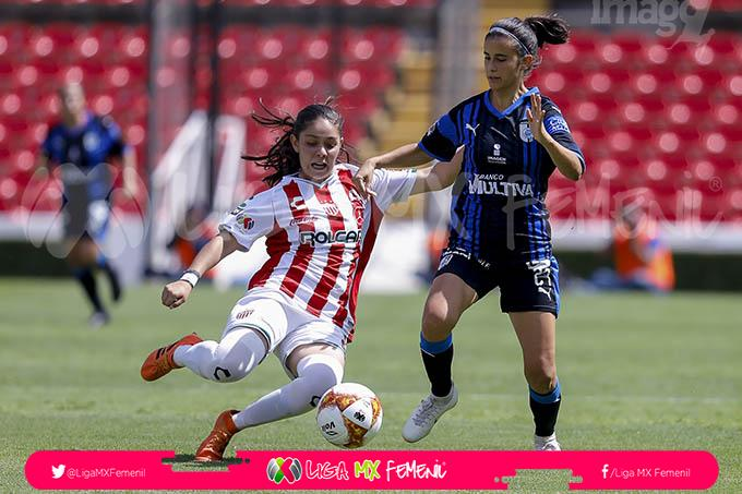 Interview with Fabiola Vargas from Necaxa