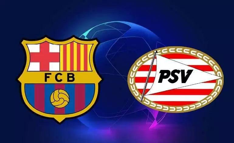 Tactical Analysis Barcelona vs PSV