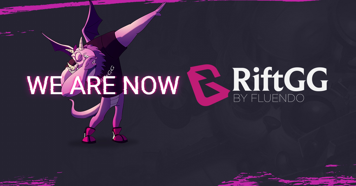 We are now RiftGG