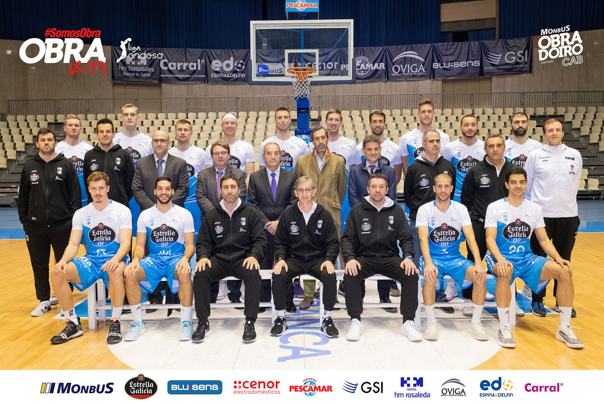 Dan Petts, Assistant Coach with Obradoiro