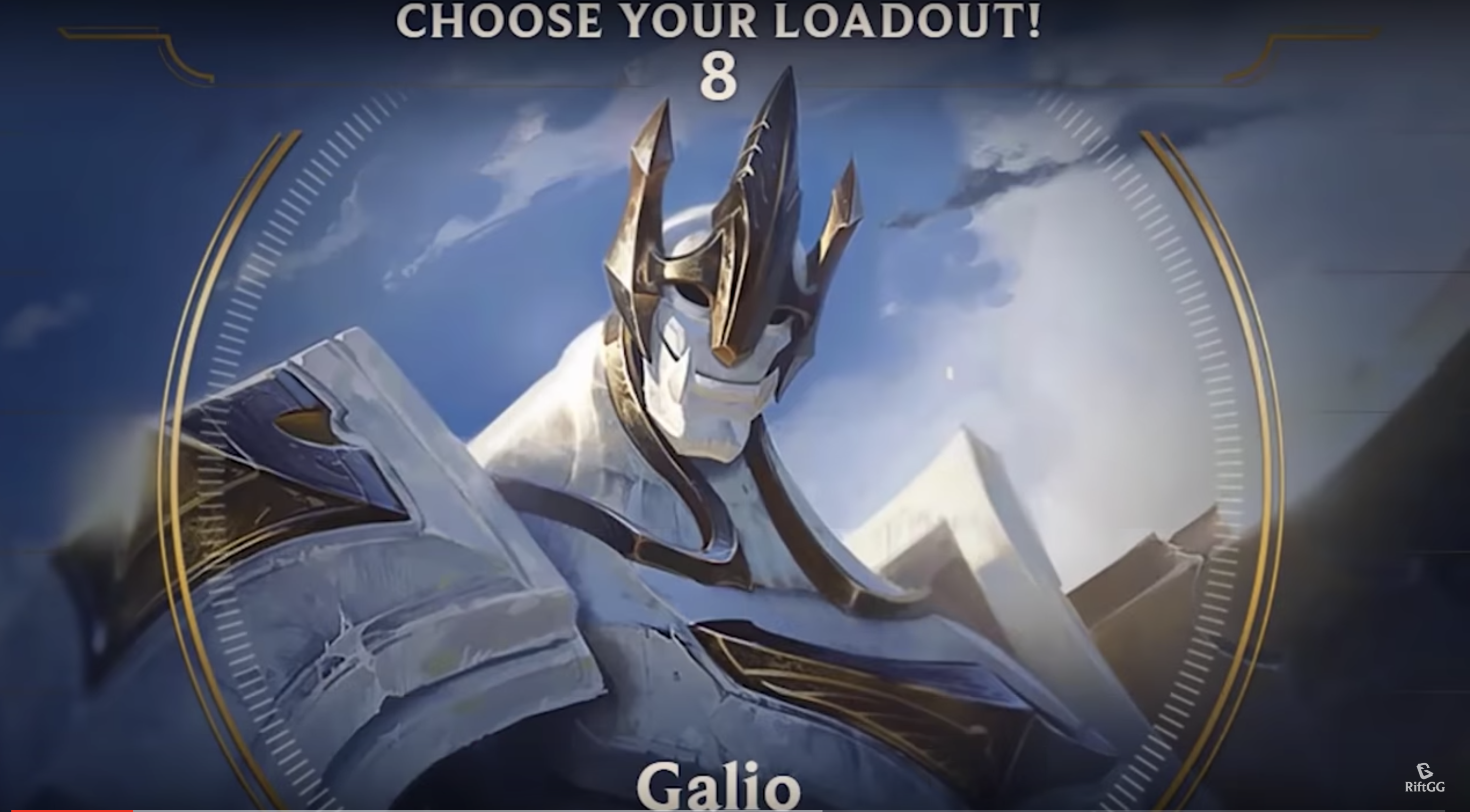 Why Galio is a Top Tier pick in competitive 8.24 - 9.1
