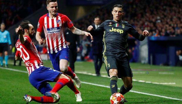 Análisis táctico Atlético de Madrid-Juventus