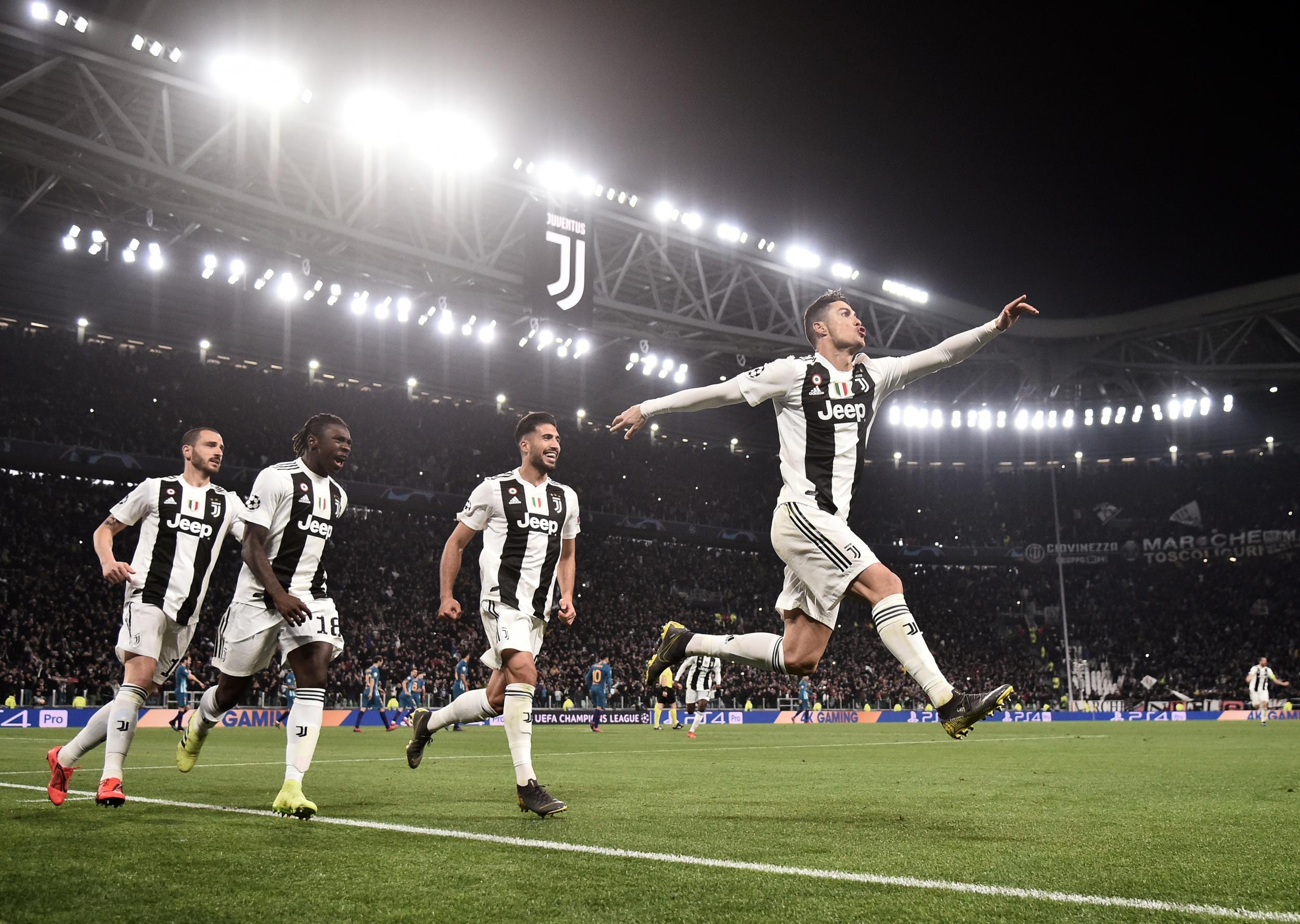 Análisis táctico Juventus vs Atlético de Madrid