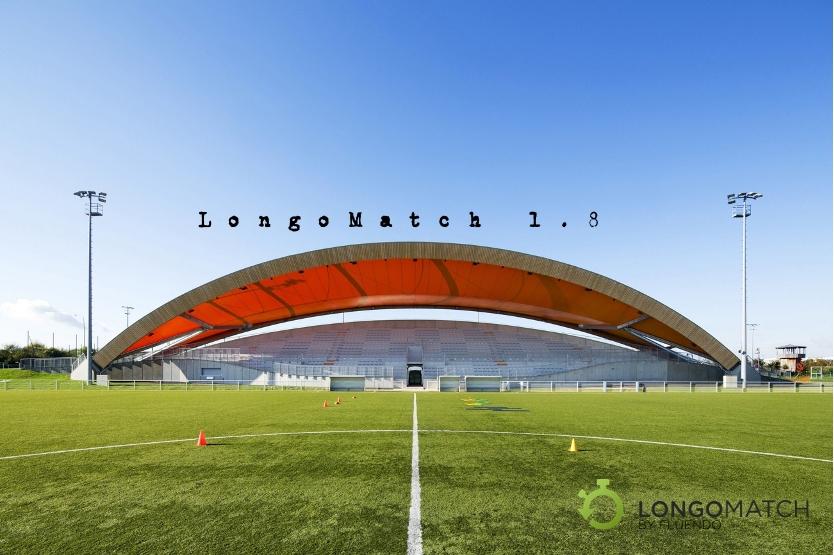 LongoMatch 1.8 ya está disponible
