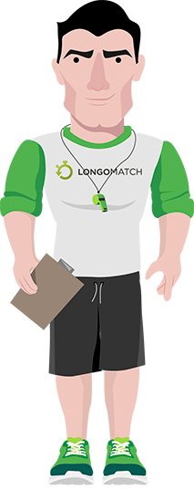 Longomatch distributor